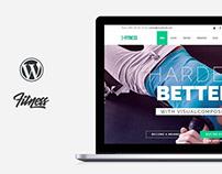 Fitness WordPress Theme - Fit Website Builder