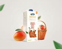 Nutri - Néctares Premium | Diseño