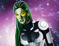 Gamora - 2106