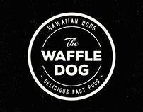 Waffle Dog Brand Identity