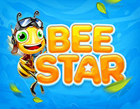 Bee Star game UI kit
