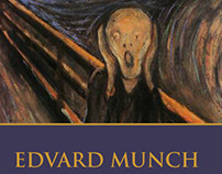 Edvard Munch coffee table book