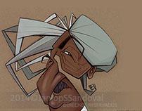 "Caricaturista ""Calarcá""_2014"