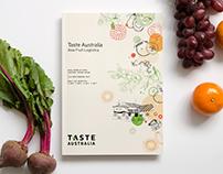 Taste Australia Brand ID