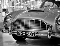 ASTON MARTIN FACTORY AND HQ VISIT | 2015