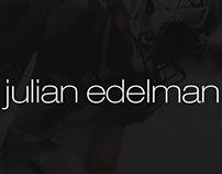 Julian Edelman 'SPIKE'