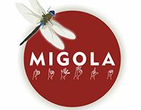 "Logo ""Migola"""