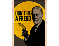 DON'T BE A FREUD