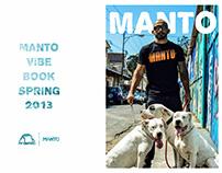 MANTO VIBE BOOK 2013