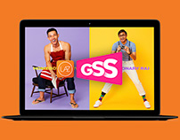 GREAT SINGAPORE SALE | ART DIRECTION & WEB