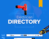 Web Directory for Electricians and Contractors