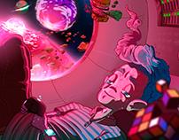 SPACE NAP