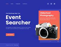 WebApp - Event Searcher