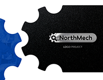 NorthMech - Logo Project.