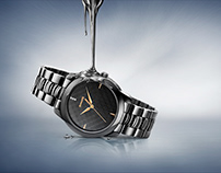 Sonata Watches | Retouch & CGI