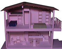 PROY. U.I. COLOMBIA/2016-2/Remodelación Casa Mechi