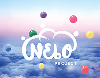 """Сorporate identity for the """"NEBO Project"""""""