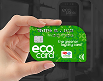 Eco Card: The Greener Loyalty Card - Concept
