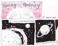 Spring Galaxy (Short Comic)