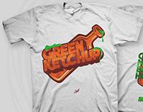 Green Ketchup.