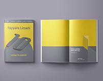 ''Tayyare Limanı'' Dergi Tasarımı/ Editorial Design