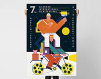 SRIFF 2019 - Festival Poster