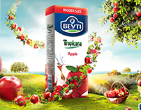 Beyti Tropicana Apple