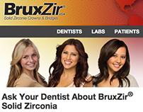 bruxzir.com - Responsive Redesign