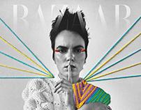 Mi Divina Tierra (Harper's Bazaar MX SEPT 2021)