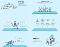 23+ Cartoon business charts PowerPoint template