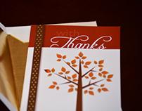 BAYADA - Thanksgiving Greeting Card