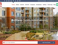 Butler Home Improvement - Web Design and Development
