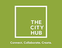 The City Hub | Funding Campaign & Branding