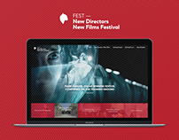 Films Festival Website