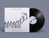 Modern Bygones record design