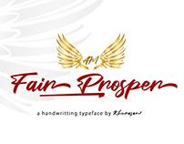 Fair Prosper Font Free 100%