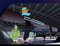 Travel and tourism investment forum - Stand Design