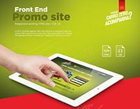 Promo Site McDonald's