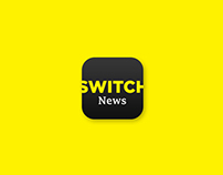 SWITCHnews | Mobile Application