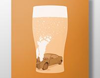 Activism - Drunk Driving Poster