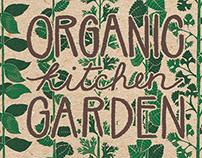Organic Kitchen Garden kit