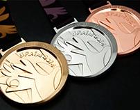 Medallas Copa del Mundo Spain 2014