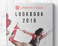 Urban Yoga - Lookbook Catalog & Posters