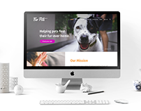 Fur Pets Responsive Website