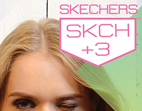 Skechers SKCH+3 L.A Cool Girl
