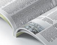 Article de magazine - Projet d'école