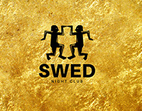 S W E D - Night Club Logo Design
