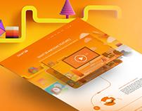 Smart3D - Web design