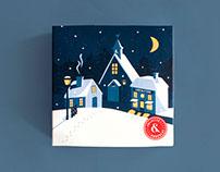 Christmas 2016 campaign // Juliette & Chocolat