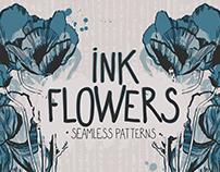 Ink-flowers